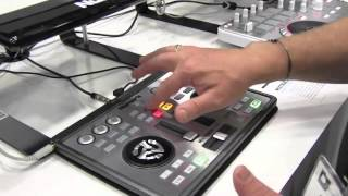 Numark Mixtrack Edge Demo Video by John Young of the Disc Jockey News