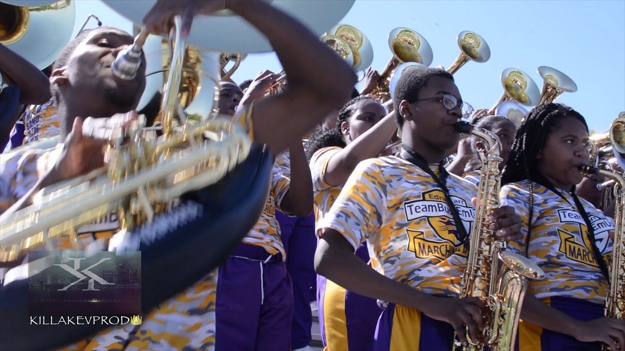 Edna Karr High School Marching Band @ Nomtoc 2019 - YouTube |Edna Karr High School Band