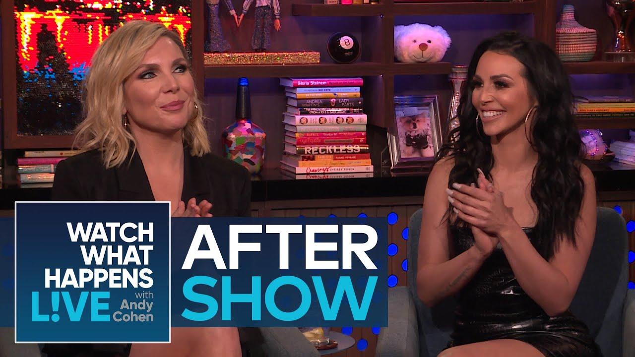 After Show: Scheana Shay Gives an Update on Ex Mike Shay | WWHL