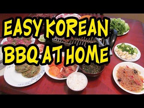 Easy Korean BBQ at Home Kalbi LA Galbi Short Ribs