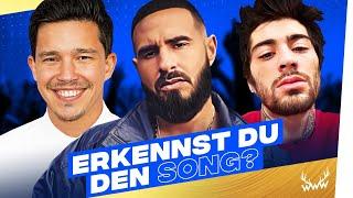 Erkennst DU den Song? (mit Nico Santos)