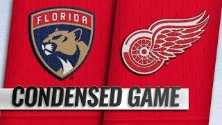 Florida Panthers vs Detroit Red Wings | Dec.31, 2018 | Game Highlights | NHL 2018/19 | Обзор матча
