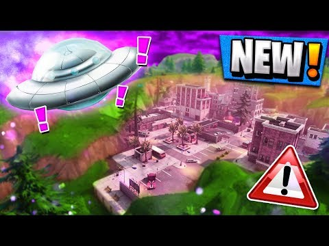 The COMET is FAKE! | New PROOF of ALIENS in Season 4! ( Fortnite Theme Theory )