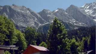 Garmisch-Partenkirchen ja Olympia Skistadion