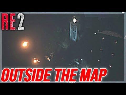 Outside The Map Resident Evil 2 Remake - Secrets Revealed