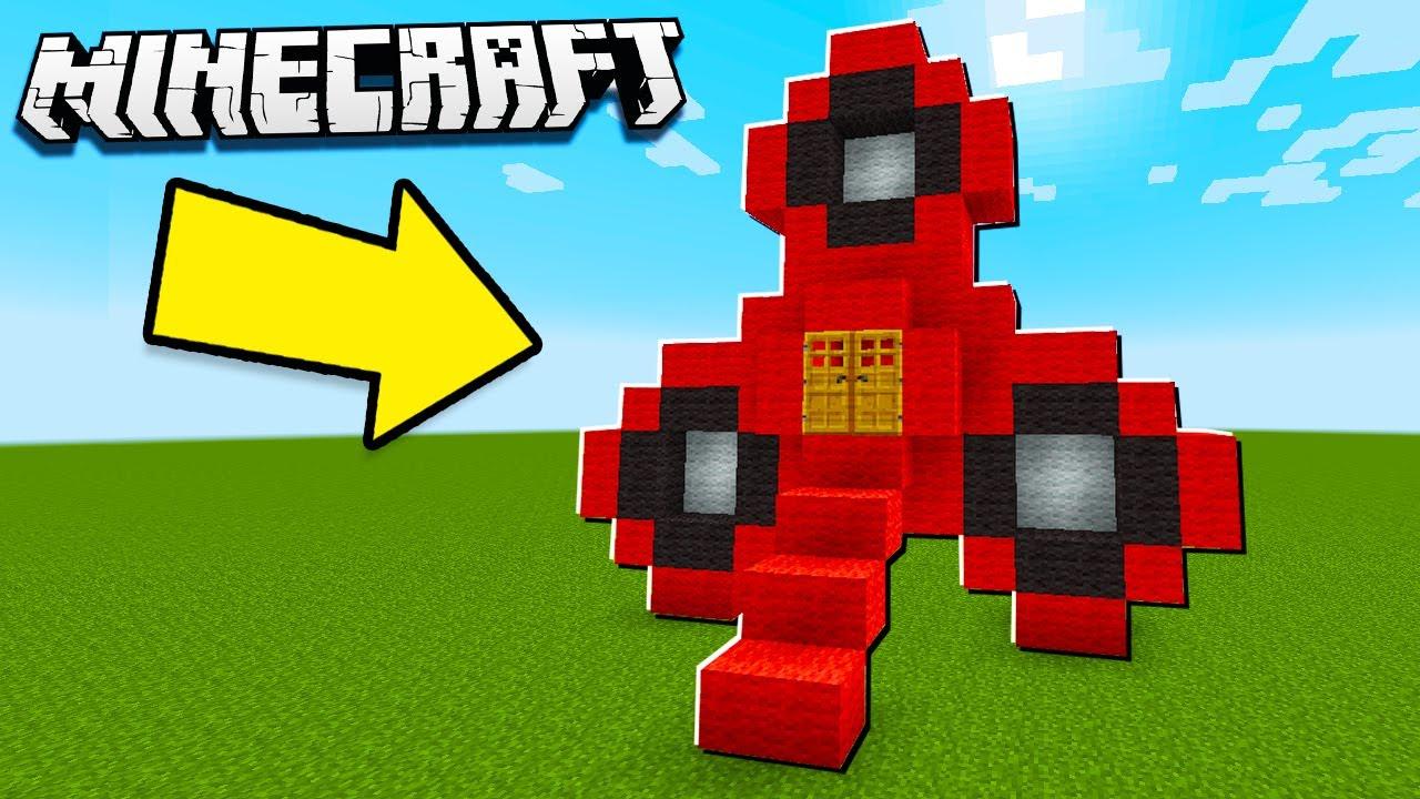 Minecraft – FIDGET SPINNER HOUSE VS ... - gameplaytube.net