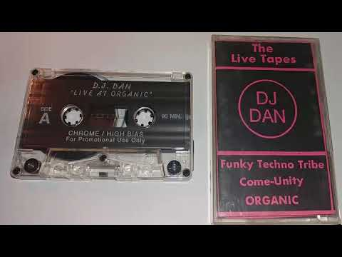 DJ Dan - Live at Organic