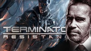 Terminator Dark Fate,Terminator Resistance, and other stuff