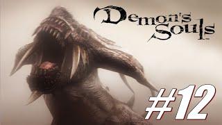 demon s souls detonado 12 stonefang tunnel 2 1 part 02 armor spider boss fight
