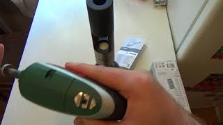 Насадка - штопор Vino для Bosch IXO - Обзор