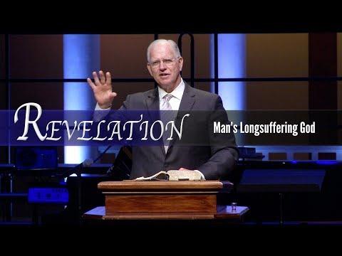 Man's Longsuffering God