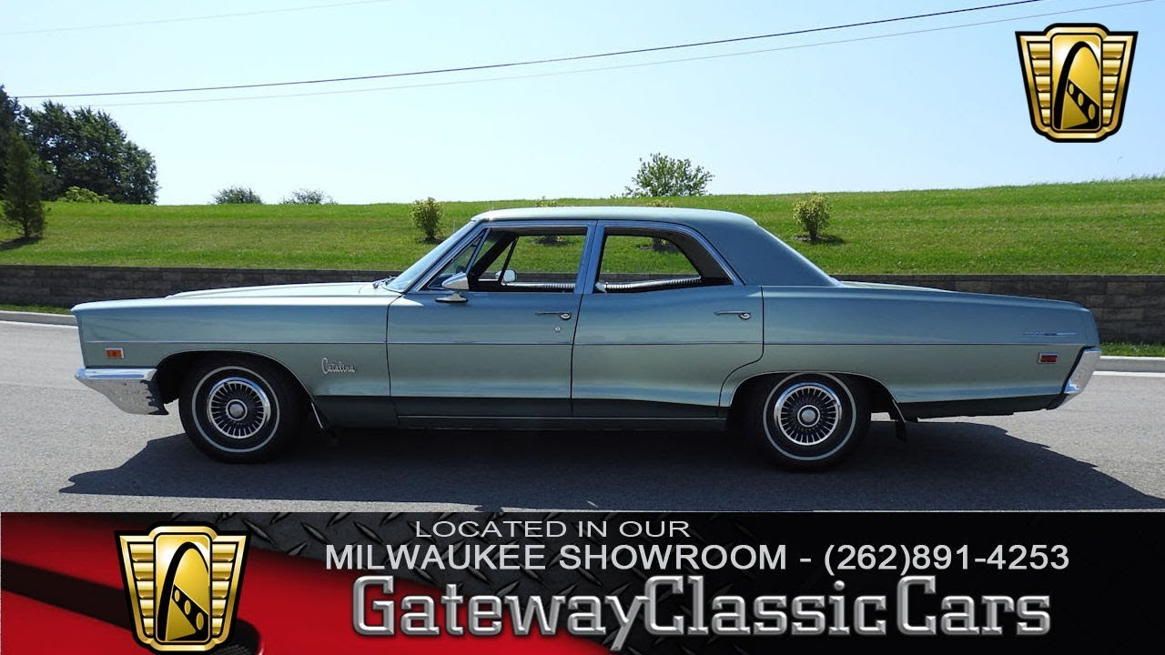 medium resolution of 1966 pontiac catalina 304 gateway classic cars milwaukee