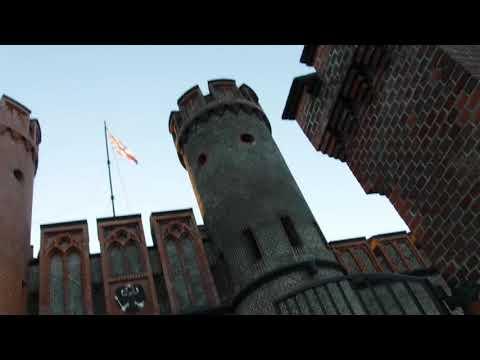 Фридрихсбургские ворота. Бранденбургские ворота в Калининграде.