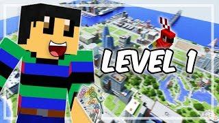 WAT DOE JE ALS LEVEL 1? - MINETOPIA -  #652   Minecraft Reallife Server
