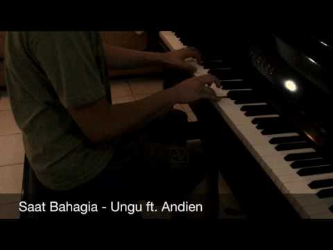 Saat Bahagia - Ungu ft. Andien Piano Cover