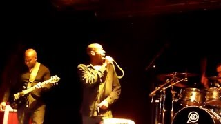 Andrew Roachford - Conrad Sohm - Dornbirn - 03.04.2016 - Under The Bridge - LIVE !!!
