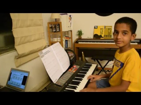 Scooby-Doo Theme Song by Kedar Nair :: Crossroads School of Music