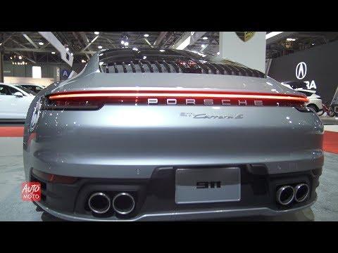 2020 Porsche 911 Carrera S - Exterior And Interior Walkaround - 2019 Quebec Auto Show