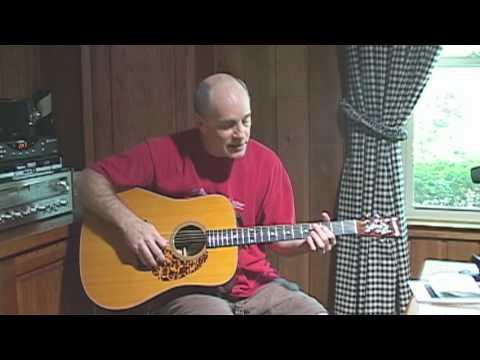 easy bluegrass guitar licks