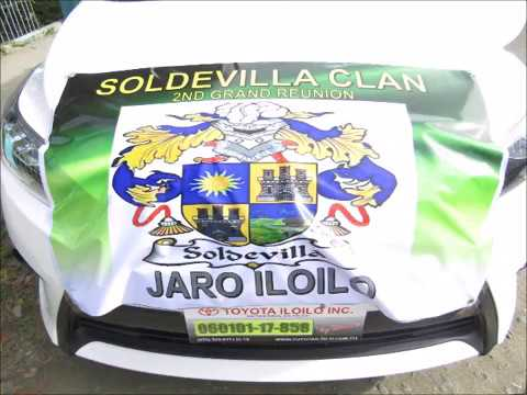 SOLDEVILLA CLAN 2ND GRAND REUNION @New Lucena Polytechnic College Auditurium JANUARY 20,2018