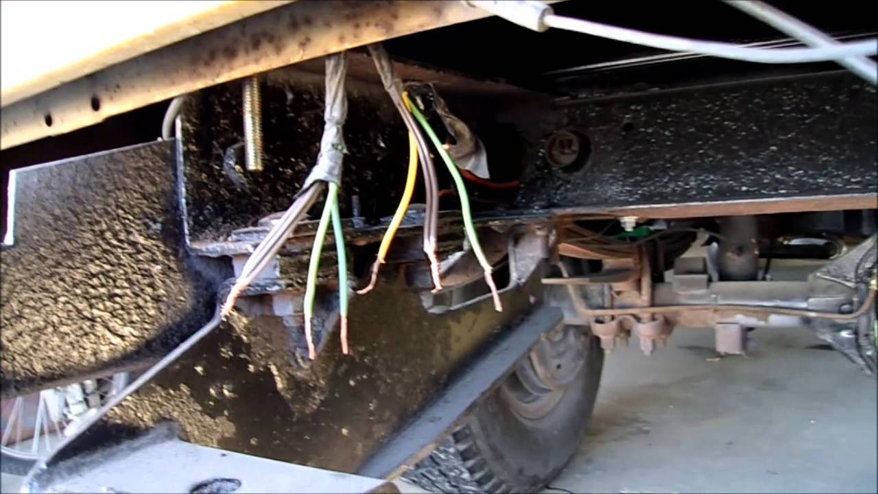 Tail Light Issues Solved 72 Chevy Truck Youtube 4 Wire Trailer Wiring Harness
