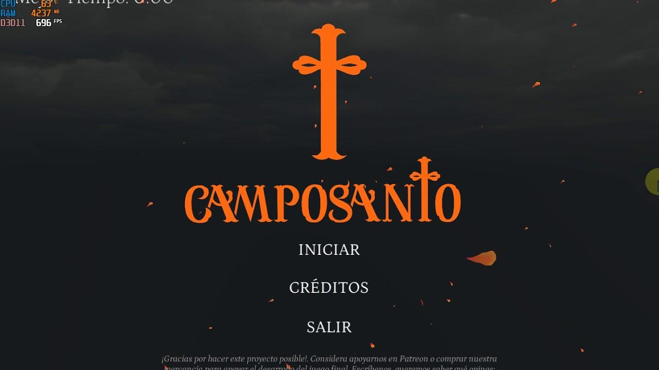 Camposanto Review Por Perrito Mal Dibujado