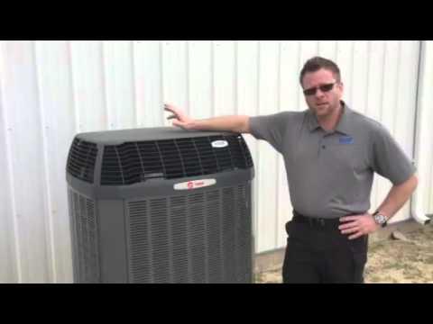 Quiet Air Conditioner   Trane XV20i Variable Speed AC   Best
