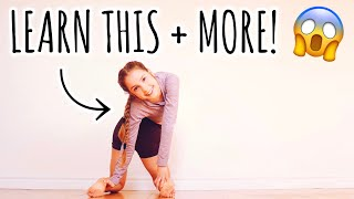 How To: Contortion