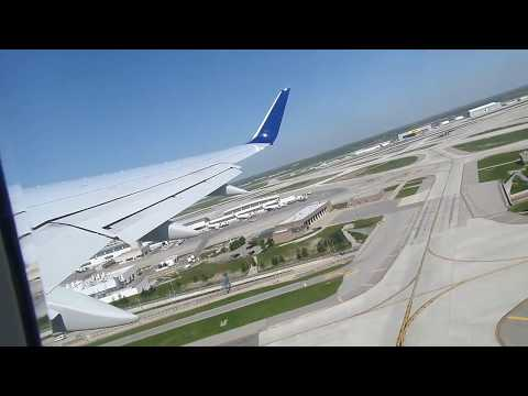 Delta Air Lines 757-232 Takeoff from Detroit-Metro