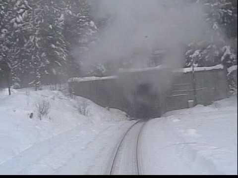 Cascades Tunnel 4 Enya