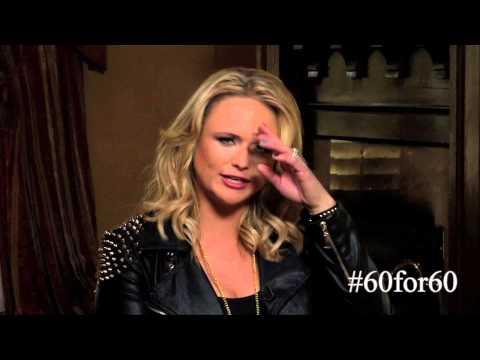 60 For 60 - Miranda Lambert On George Strait