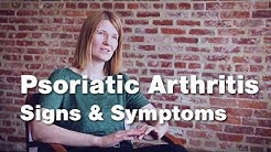Psoriatic Arthritis Signs and Symptoms | Johns Hopkins Medicine