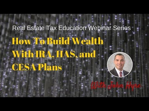 How to Build Wealth with IRAs with John Hyre