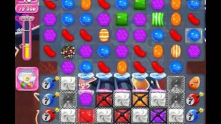 Candy Crush Saga - Level 1478 (3 star, No boosters)