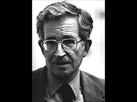 Edward Said & Noam Chomsky - NATO Bombings of Yugoslavia - Democracy Now! (1999)
