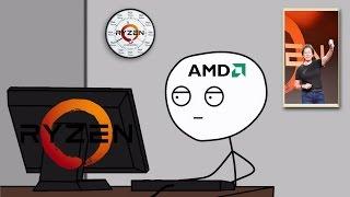 WHAT IT FEELS LIKE TO GET AMD RYZEN 1800X CPU!