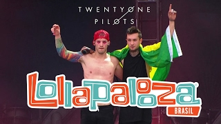 twenty one pilots - Lollapalooza Brazil 2016 (Full Show) 1080p HD