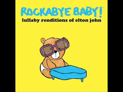 "ELTON JOHN ""LULLABY RENDITIONS"""