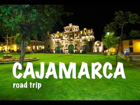 Cajamarca - Road trip