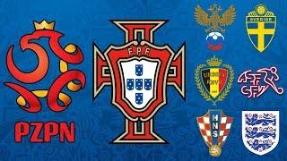 POLÓNIA vs PORTUGAL Liga das Nações - Cards World Cup 2018