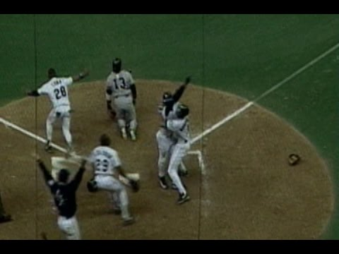 1995 ALDS Gm5: Ken Griffey Jr. scores the game-winning run to sends Mariners to ALCS