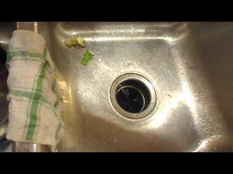 Clogged Sink - How to Fix a Garbage Disposal (Disposer)