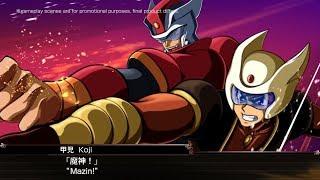 Super Robot Wars X - PV2 (ENGLISH 1080p/60fps)