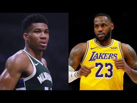 Lakers vs Bucks Full Game Highlights! December 19, 2019 ...