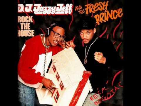 Dj Jazzy Jeff and Fresh Prince-Just Rocking'