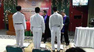 Peneguhan Sidi Gereja POUK Pukris Kotawisata