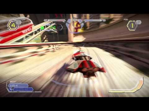 WipEout Omega Collection: Perfect Elite Tournament (