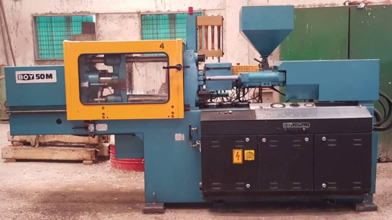 Used Plastic Injection Molding Machines in India Mumbai