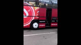 видео Автобус Киев