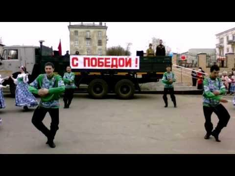 9 Мая Верхняя Тура  Руско народные